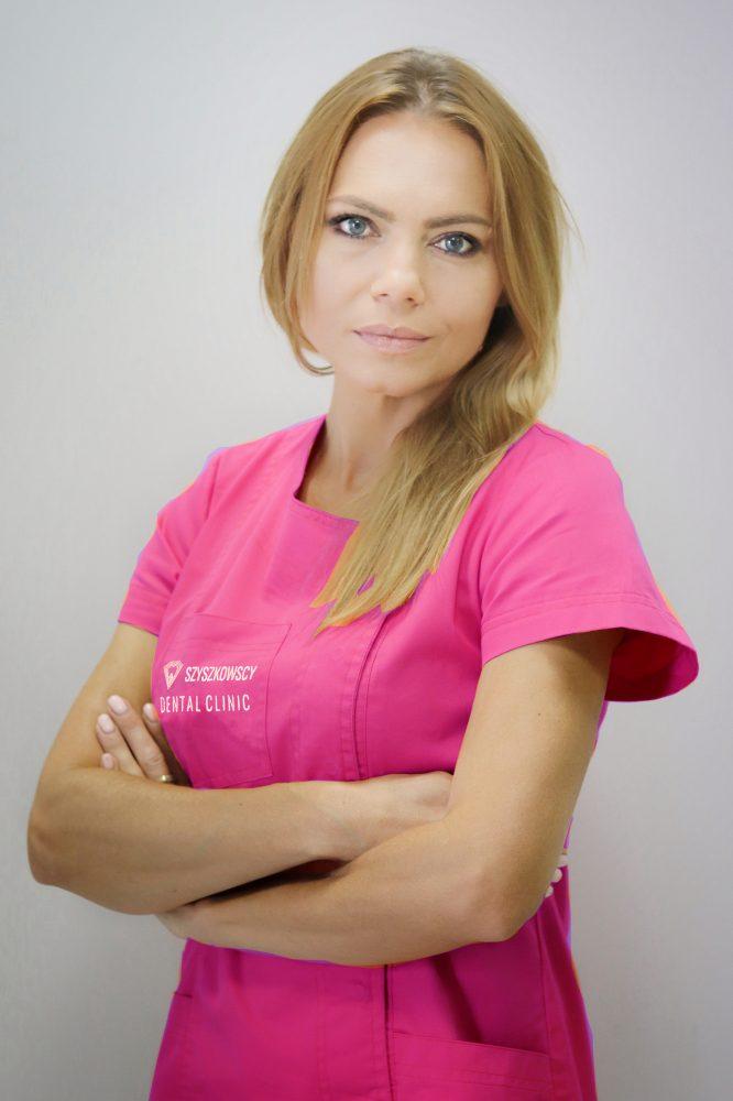 Asystentka stomatologiczna Aneta Smykacz
