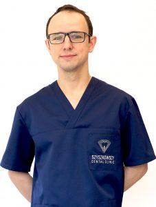 Adam Szyszkowski, chirurgia szczękowa