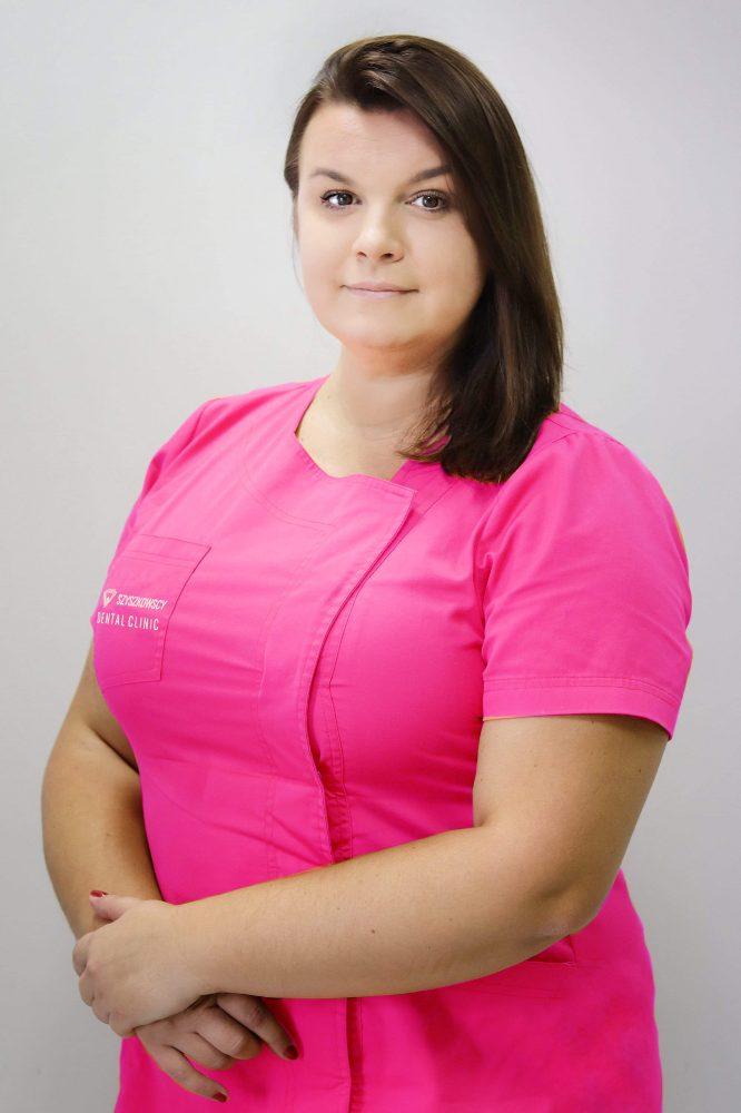 Higienistka stomatologiczna Katarzyna Piechocka