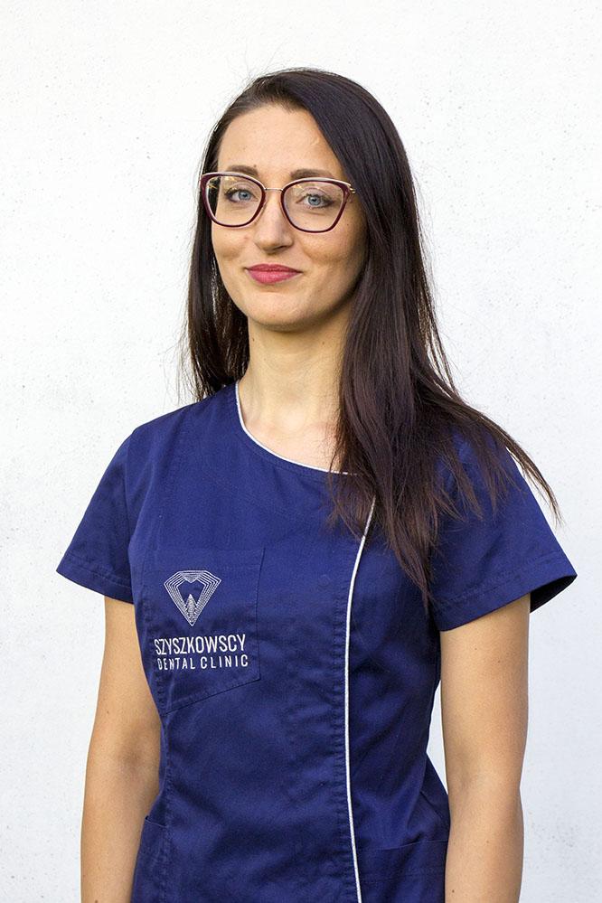specjalista ortodoncji lek. dent. Majka Woźniak
